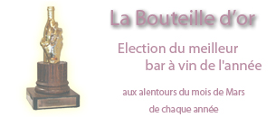 Bouteille d''or